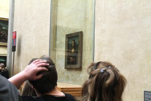 See the Mona Lisa by YunakiDraw