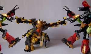 Steelax Master of Weapons (my Self-MOC) 7 by SteelJack7707