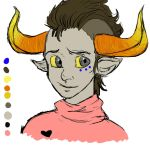 Tavros by InsecureCarabou