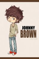JOHNNY BROWN by miyavik