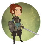 [com] Guinevere Trevelyan by Aelwen