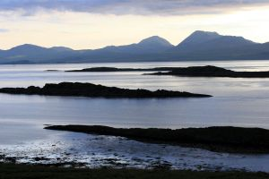 Highland Islands by amyhooton
