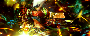 Request:PowerInMotion by FoXusWorks