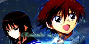 Remember Me: Banner project3 by Uta-Makoto-chan
