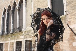 Gothic Walk Through Venice by Gilliann