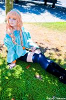 Sheryl Nome Cosplay by Karycch