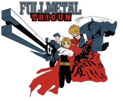 Fullmetal Trigun by davincreed