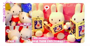 miffy's like to.. by Miffy-fans