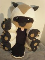 Chibi Baby Appa Commission by cosmiccrittercrafts