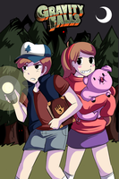 Gravity Falls by sakura02