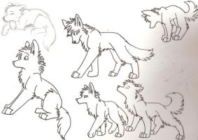 Poses by Stoateh