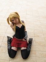 Misa Amane Cosplay by AliceCosplay