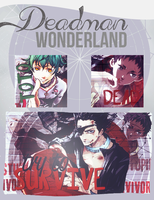 Deadman Wonderland by Milushake