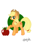 Applejack by RoyallyCrimson