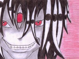 There Is No Fear ~ Kishin Asura by DemonMew
