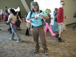 Otakon 2013 - Number 2 by TujoThePanda