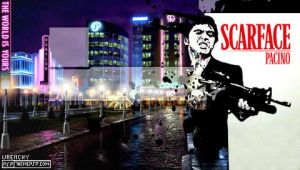 Scarface PSP Wallpaper Pack by wrenchy