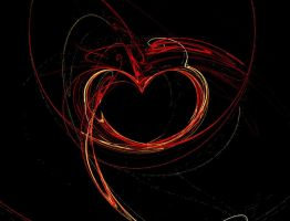 love fractal by 3dchris89