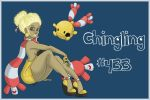 Chingling Pinup by FlavorlessMuffin