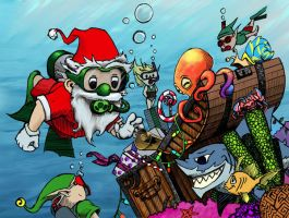 Holiday Card for 2006 by mattwatier