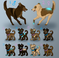 Adopts4 - CLOSED by Subberz