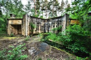 WW II test base for rockets and more by Henrymarkell