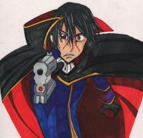 Code Geass Standoff by indyindigo