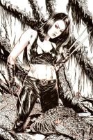 X-23 by brokenluk