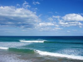 Bells Beach by cemacStock