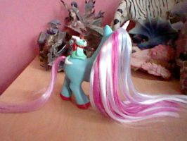 MLP Custom Candy Pony and Sugar pic 6 of 8 by FlutterValley