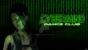 Design - Cybermind Dance Club by Ealaine