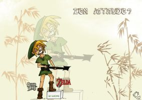 Link On Guitar Hero by Im-Katone