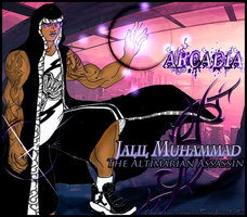 Character D3esign: Jalil by TreStyles