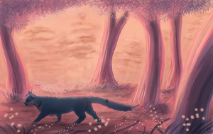 2014 October Exchange by AshasCadence