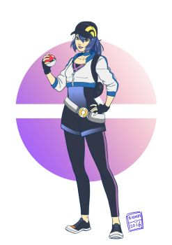 Go Trainer by B-on-D