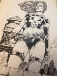 Lady Punisher by Drakelb
