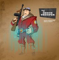 TF2 Shock Trooper by jollyjack
