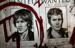 WANTED by hell by Del-Borovic