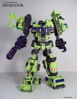 DEVASTATOR by Unicron9