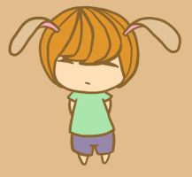 Onew Bunny 2 by kittykat91096