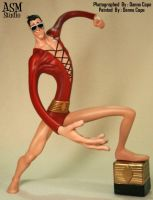 Plastic Man Painted - pic 01 by ASM-studio