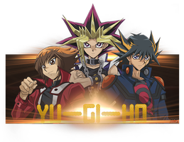 Signature Yu-Gi-Oh by AniMangaSigns