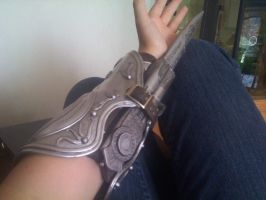 AC Brotherhood Gauntlet by tamst