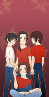 APH - Asian Boys by theZeo