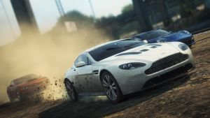 Aston Martin V12 Vantage Most Wanted 2012 by RyuMakkuro