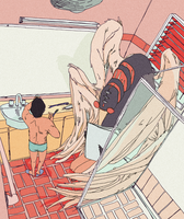 Domesticity by rawmushrooms