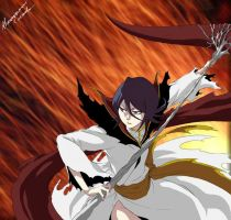 Bleach: Dark Rukia by ChAoTiC-Flames