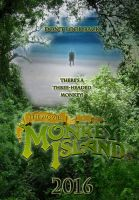 Monkey Island - The Movie by JaviDLuffy