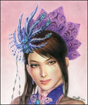 Zhen Ji (Dynasty warriors 6) by Ikanana