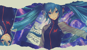 Out- Travel through the space by galaica
